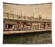 Life On The Water Tapestry