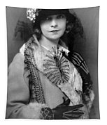 Lillian Gish 1922 Tapestry
