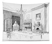 Lincoln: White House Office Tapestry