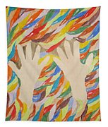 Little Creative  Hands Tapestry