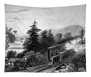 Little Falls: Railroad Tapestry