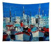 Little Harbor Tapestry