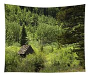 Little House - Vail Tapestry