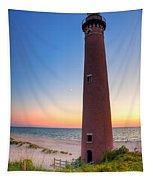 Little Sable Point Light Station Tapestry