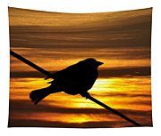 Little Sparrow Tapestry