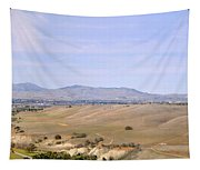 Livermore Valley Panorama Tapestry