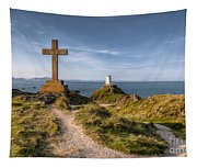 Llanddwyn Island Tapestry