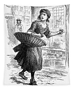London: Match-girl Tapestry