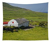 Lone Farmhouse On Mizen Head In West Tapestry