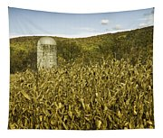Lone Silo Tapestry
