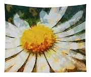 Lonely Daisy Tapestry
