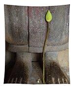 Lotus Offering Tapestry
