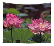 Lotus Pair 24m Tapestry