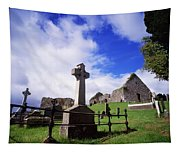 Loughinisland, Co. Down, Ireland Tapestry