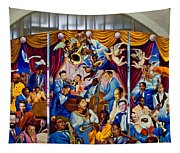 Louis Armstrong International Airport 2 Tapestry