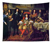 Louis Xiv (1638-1715) Tapestry