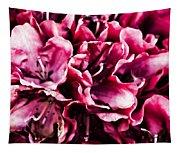 Low Key Pink Azalea Tapestry