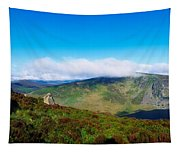 Luggala And Lough Tay, Co Wicklow Tapestry