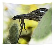 Lunch With A Roadrunner  Tapestry