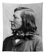 Luther Standing Bear Tapestry
