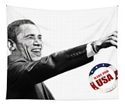 Made For Usa Tapestry