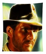 Magical Indiana Jones Tapestry