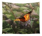 Magical Places For Butterflies Tapestry