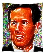 Magical Rick Santorum Tapestry