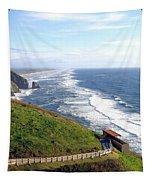 Magnificent Oregon Coast Tapestry