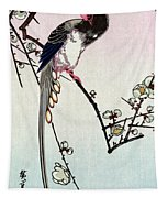 Magpie, 19th Century Tapestry