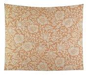Mallow Wallpaper Design Tapestry