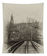 Manayunk From The Tressel Tracks Tapestry