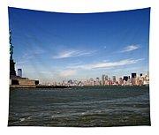 Manhattan Skyline Tapestry