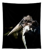 Marabou Stork Tapestry