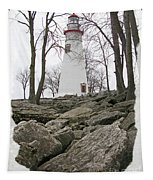 Marblehead Lighthouse Tapestry