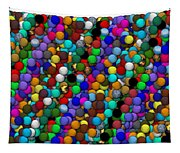 Marbles..or...gumballs Tapestry