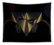 Mardi Gras Mask 2 Tapestry