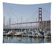 Marina At Golden Gate Tapestry