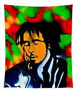 Marley Rasta Guitar Tapestry