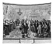 Marriage Contract, 1645 Tapestry
