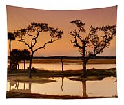 Marsh Morning Tapestry