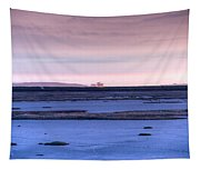 Martian Outpost Abandoned Zone Tapestry