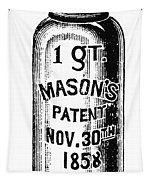 Mason Jar Tapestry