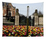 May Peace Prevail On Earth Tapestry