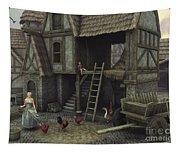 Medieval Idyll Tapestry