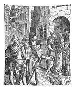 Medieval Prison, 1557 Tapestry