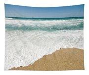 Mediterranean Shore Tapestry