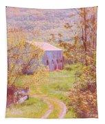 Memories Of The Farm Tapestry