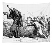 Merchant Of Venice Tapestry