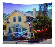 Mermaid House Tapestry